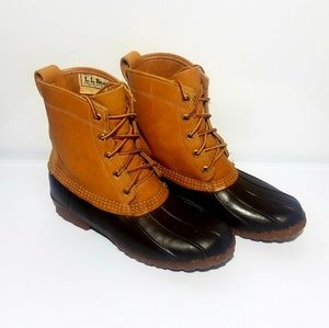 LL Bean Maine Hunting Jelly Shoe Low Profile 7.5